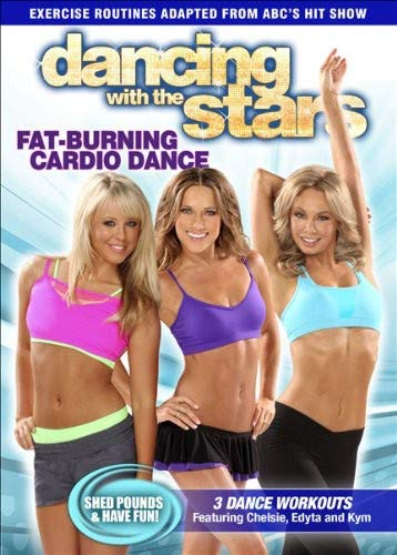 Dancing With the Stars: Fat Burning Cardio Dance DVD