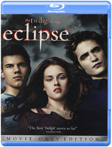 The Twilight Saga: Eclipse  DVD