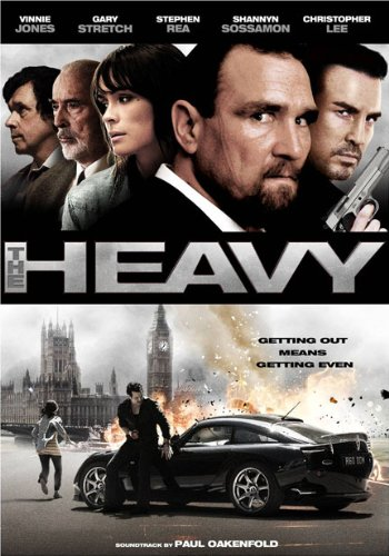 The Heavy DVD