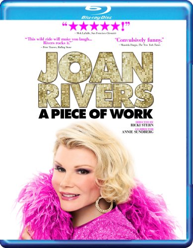 Joan Rivers: A Piece of Work [Blu-ray] DVD