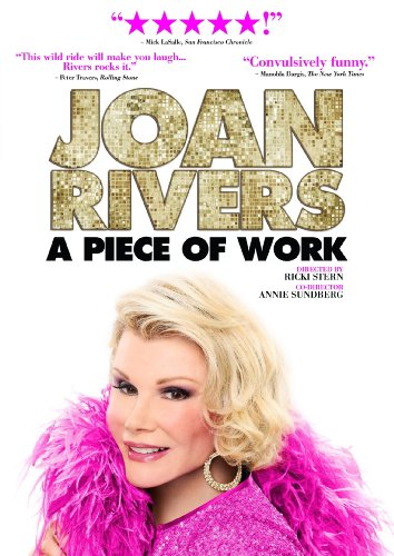 Joan Rivers: A Piece of Work DVD