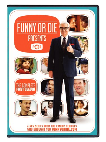 Funny or Die Presents: Season One DVD