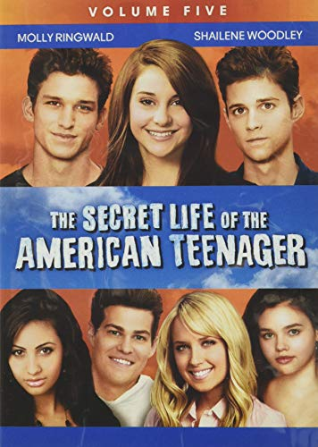 The Secret Life of the American Teenager: Volume Five DVD