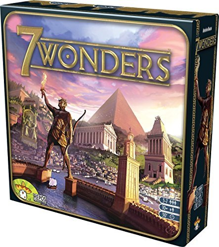 Cover Art shows a pyramid, Greek statue, and a Roman mausoleum. Cover text says