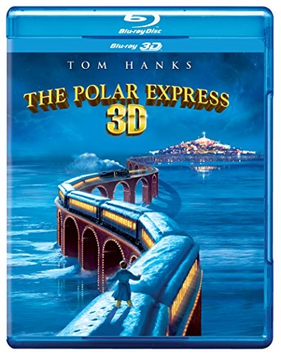 The Polar Express Single Disc Blu-ray 3D/Blu-ray Combo