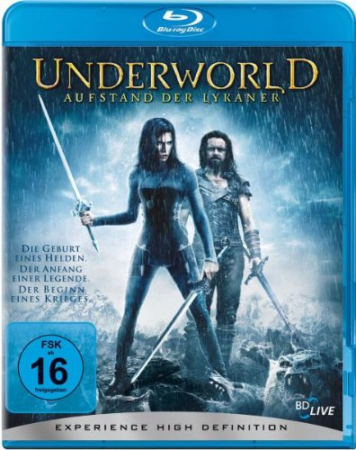 Underworld - Aufstand der Lykaner [Blu-ray]
