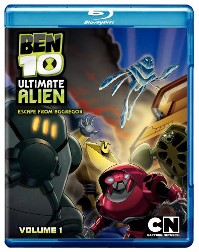 Ben 10 Ultimate Alien 1 [Blu-ray] DVD