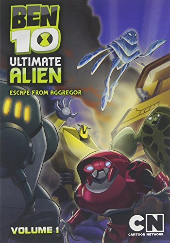 Ben 10 Ultimate Alien 1 DVD