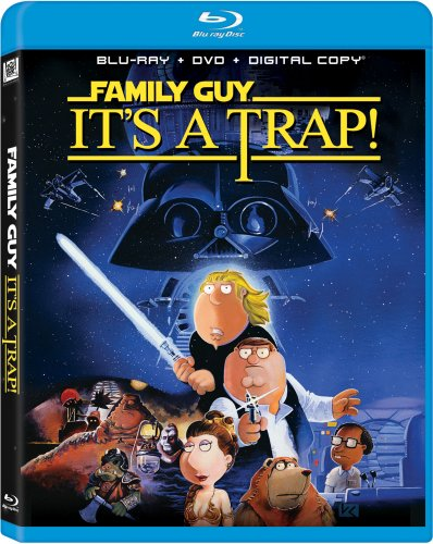 Family Guy: It's a Trap [Blu-ray] DVD