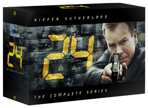 24: Complete Series DVD