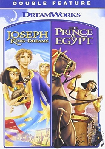 Prince of Egypt & Joseph: King of Dreams Double Feature