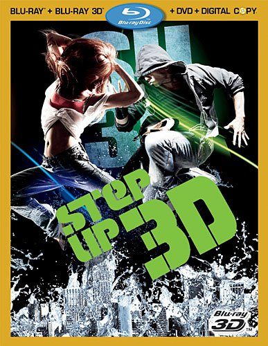 Step Up 3 [Blu-ray] DVD
