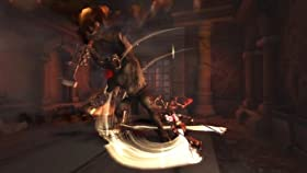 Screenshot: God of War - Ghost of Sparta