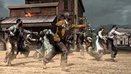 Screenshot: Red Dead Redemption - Undead Nightmare