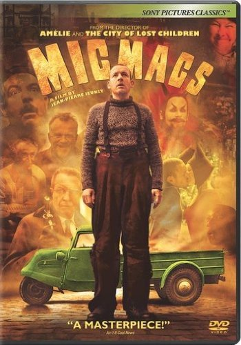 Micmacs DVD