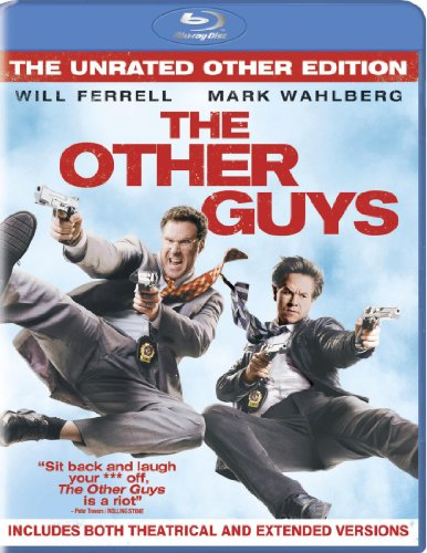 The Other Guys [Blu-ray] DVD