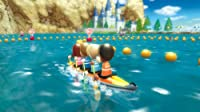 Screenshot: Wii Sports Resort