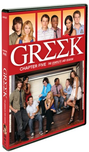 Greek: Chapter 5 - Complete Third Season DVD
