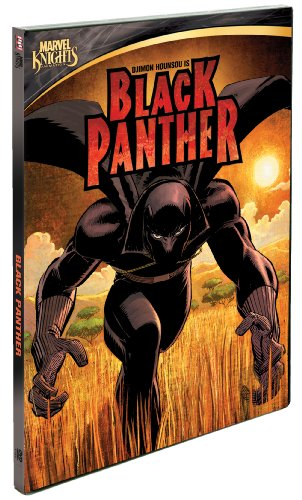 Marvel Knights: Black Panther cover
