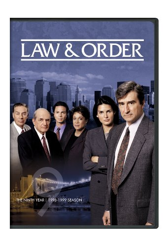 Law &amp; Order: The Ninth Year DVD