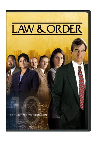 Law &amp; Order: The Tenth Year DVD