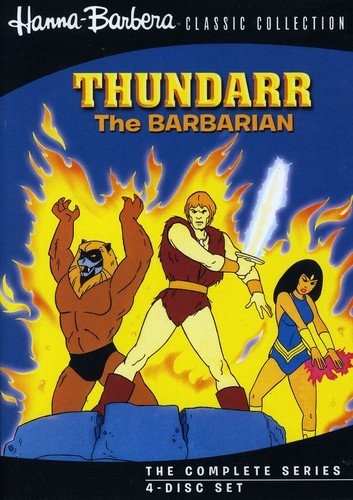 Thundarr: The Barbarian