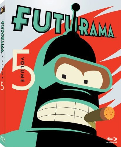 Futurama: Volume 5 [Blu-ray] DVD