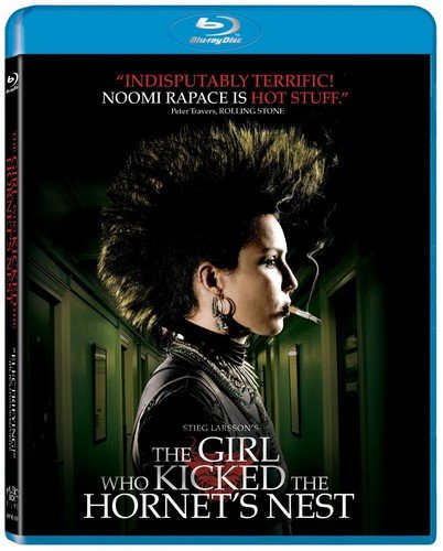 The Girl Who Kicked the Hornet's Nest [Blu-ray] DVD