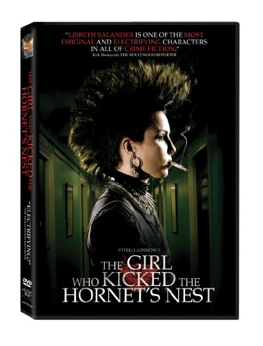 The Girl Who Kicked The Hornet's Nest DVD