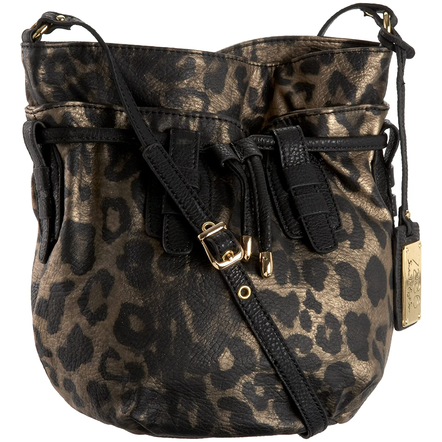 7286 by Lindsay Lohan - Ami Cross-Body :  cross body bag purse animal print bag animal print