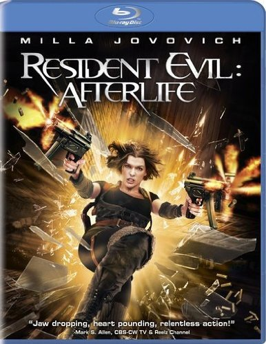 Resident Evil: Afterlife [Blu-ray] DVD