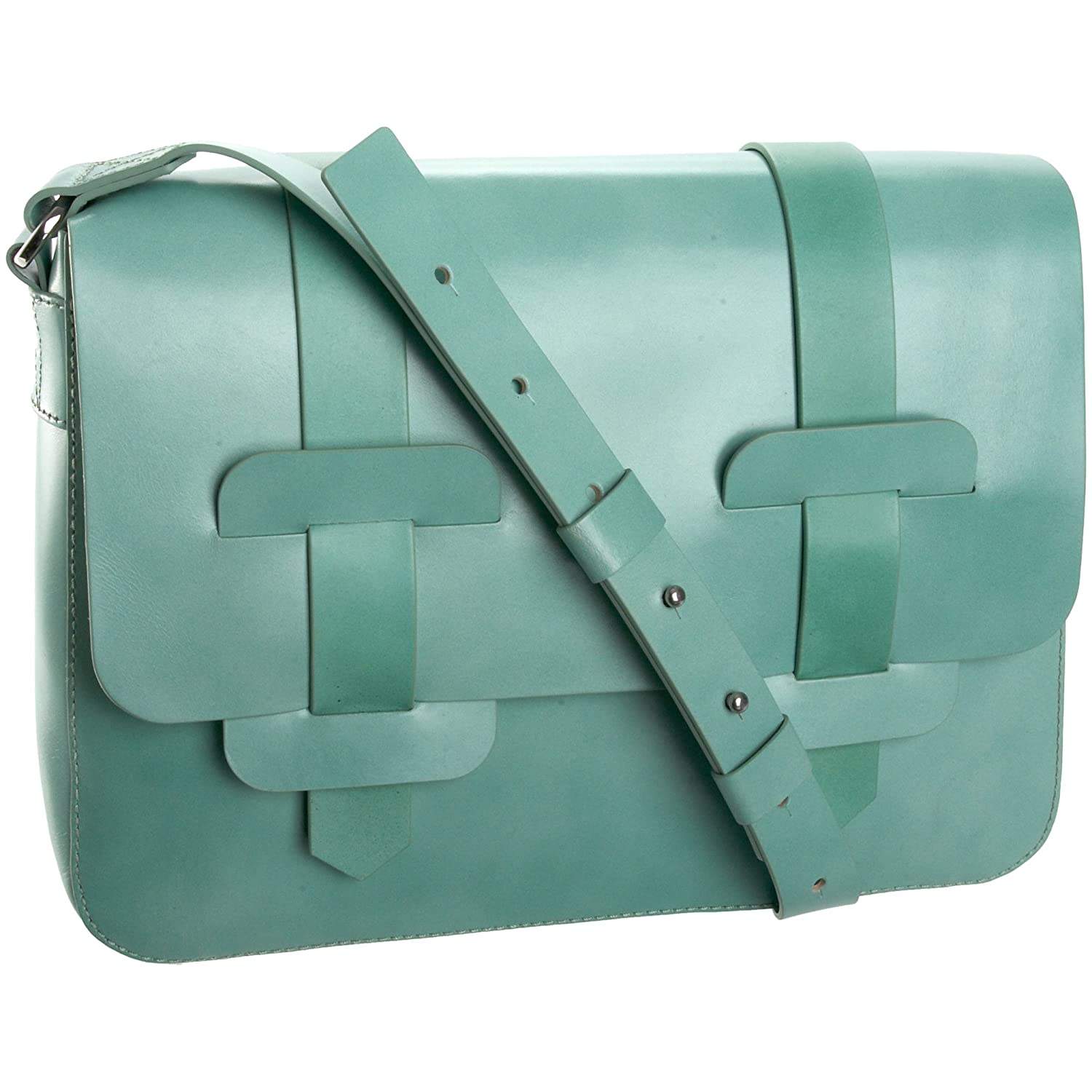 Orla Kiely Rosemary Satchel - Free Overnight Shipping on New Styles, Free Return Shipping: endless.com :  blue bag work satchel