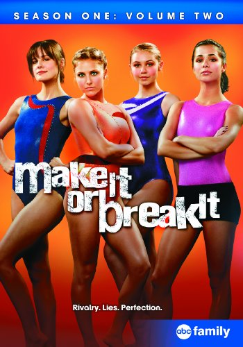 Make It or Break It: Season One, Volume Two DVD