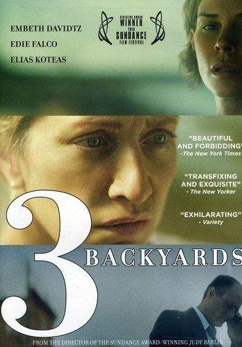 3 Backyards DVD