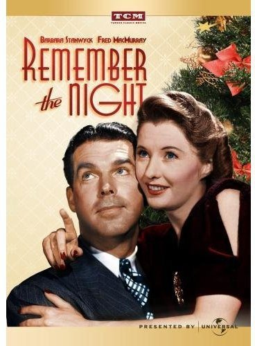 Remember the Night cover