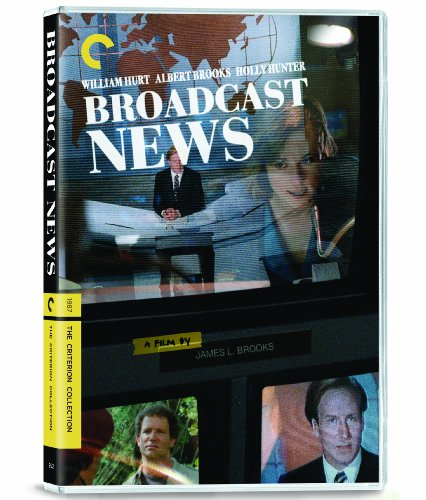 Broadcast News (Criterion Collection) cover