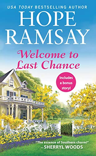 Book Welcome to last Chance