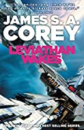 Book Cover: Levithan Wakes by James S Corey