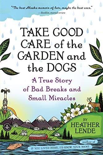 Book Take Good Care of the Garden and the Dogs