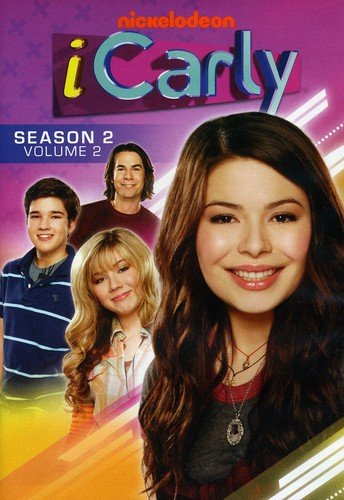 Icarly: Season 2 V.2 DVD