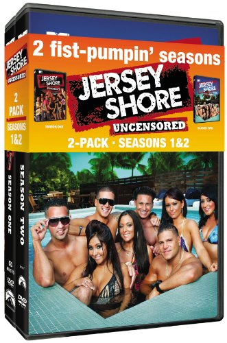 Jersey Shore: Season One & Two DVD