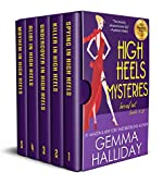 The High Heels Mysteries Boxed Set by Gemma Halliday