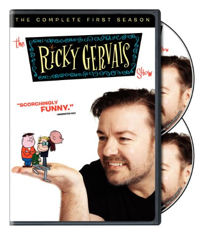 Ricky Gervais Show: Complete First Season DVD