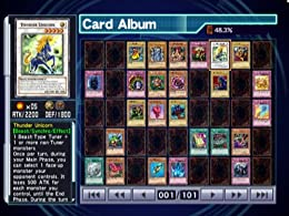 Screenshot: Yu-Gi-Oh! - 5D's Master of the Cards