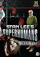 WINNERS: Superhumans DVD