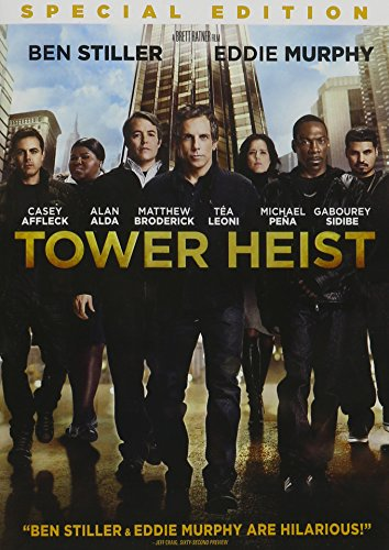 Tower Heist DVD