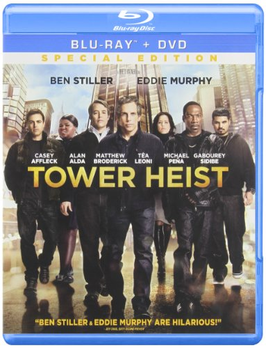 Tower Heist cover