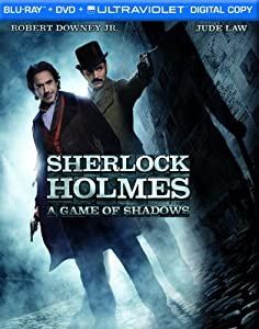 MOVIE REVIEW: Sherlock Holmes: A Game of Shadows (2011)