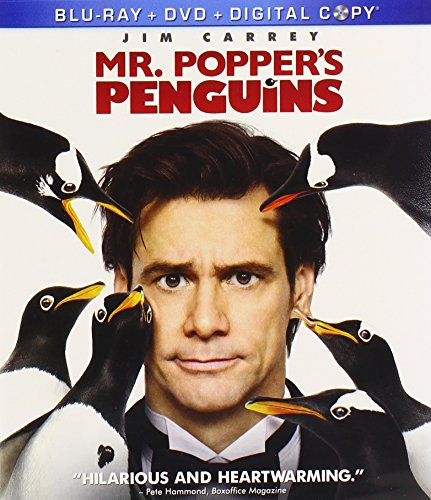 Mr. Popper's Penguins [Blu-ray] DVD