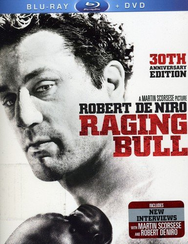 Raging Bull Two-Disc 30th Anniversary Blu-ray/DVD Combo